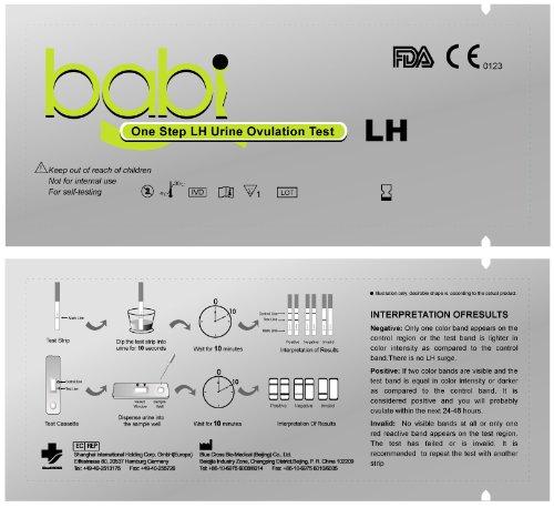 40-pruebas-de-ovulacin-y-10-extremadamente-temprano-10-miu-tiras-de-prueba-de-embarazo