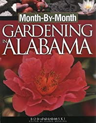 Month-by-month Gardening In Alabama by Robert Polomski (2002-04-11)