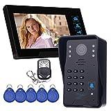 Best Bell Hd Cables - prettygood7 WOSHIJIE HD Video Intercom Doorbell Villa Type Review