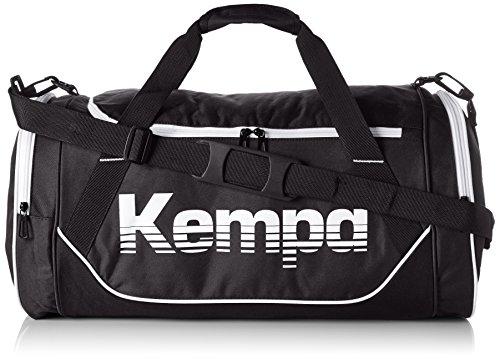 Kempa Unisex Sporttasche 50 L (M) Taschen schwarz/Weiß