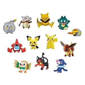 TOMY Pokémon XL Multi Figura Pack 6