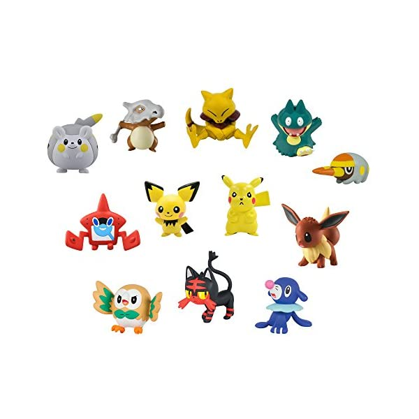 TOMY Pokémon XL Multi Figura Pack 1