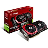 MSI Carte graphique GeForce GTX 1080 Gaming X+ 8G