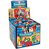 Magicbox - Zomlings in the BIG town, Serie 5 (Caja de 24 sobres Zomlings + City Tower)