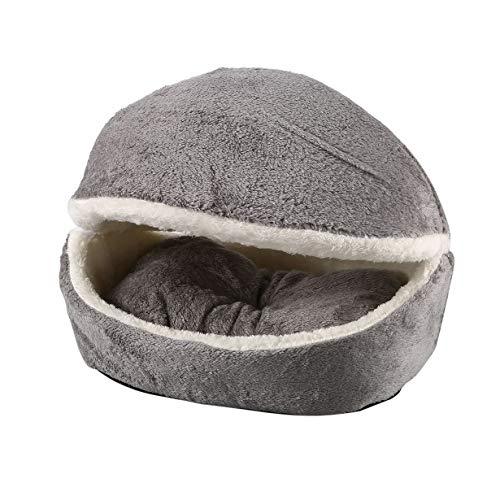 Comomingo Hamburguesa Lavable Cama Perro Mascota Funda
