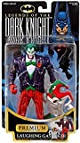 Laughing Gas Joker with Exploding Decoy Suit, Pistol and Wild Mini Figure - Batman Year 1997 Legends of the Dark Knight Premium Collector Series 7-1/2 Inch Tall Action Figure by Kenner (English Manual)