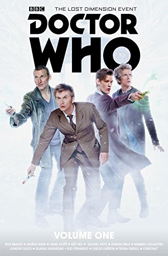 Preisvergleich Produktbild Doctor Who: The Lost Dimension Volume 1