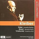 Von Weber - Mozart - Tchaikovsky