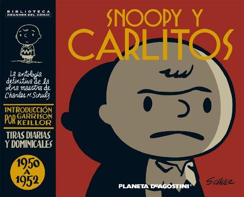 Snoopy y Carlitos 1950-1952 nº 01/25 (Cómics Clásicos) por Charles M.%Schulz