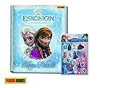 Panini Disney Die Eiskönigin - Völlig unverfroren Freundebuch (Meine Freunde) Gebundene Ausgabe + 1. original Frozen Stickerbogen
