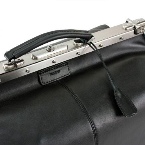 Picard Toscana Bügelreisetasche Leder 52 cm kastanie