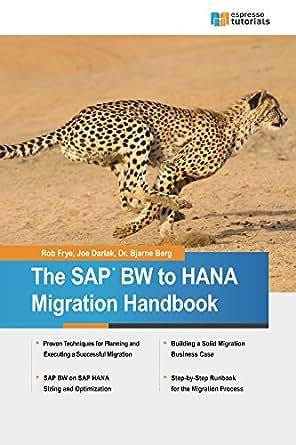 The Sap Bw To Hana Migration Handbook Ebook Joe Darlak