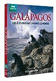 Galápagos, Les îles qui ont changé le Monde [Blu-ray]