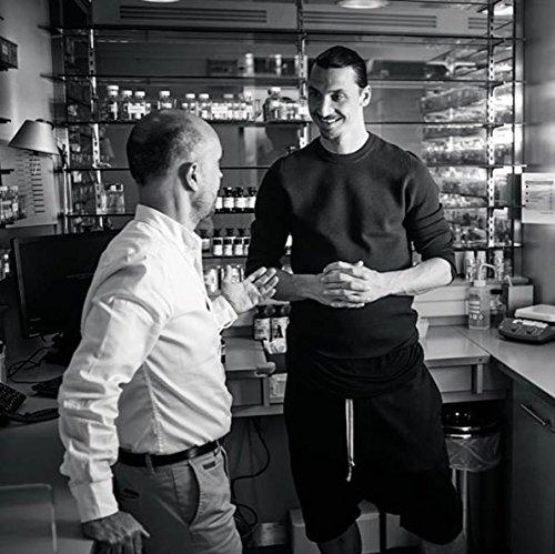 ZLATAN MYTH WOOD EdT Männer Parfüm aus der Kollektion von Zlatan Ibrahimovic - Eau de Toilette Parfum Cologne für Herren - Natürlich elegante Herrenduft 50ml