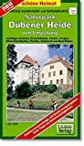 Doktor Barthel Wander- und Radwanderkarten, Naturpark Dübener Heide (Schöne Heimat) - Verlag Dr. Barthel