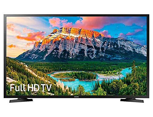 Samsung Full HD TV - Black (2018 Model) [Energy Class A]