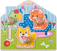 Everearth Ee33733 Pet Puzzle, Multi Color