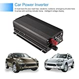 Universal Short Circuit Overload Protection Car Solar Power Inverter Dc 12/24V to Ac 220V Modified Sine Wave Converter