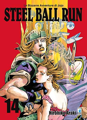 Steel ball run. Le bizzarre avventure di Jojo: 14