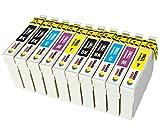 TONER EXPERTE® 10er Set Druckerpatronen kompatibel für Epson 29XL 29 T2991-4 Expression Home XP-235 XP-335 XP-435 XP-245 XP-247 XP-342 XP-432 XP-442 XP-445 XP-452 XP-455 XP-332 XP-345 XP-352 XP-355 XP-255 XP-257 | hohe Kapazität