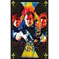 THE BOONDOCK SAINTS Blacklight/Velvet Poster (60,96 x 91,44 cm)