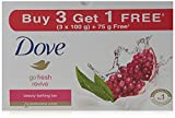 #3: Dove Revive Beauty Bathing Bar, 3x100g with Free Revive Beauty Bathing Bar, 75g