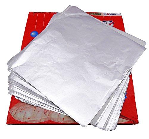 piazza-monouso-wrapping-roti-pacchetto-di-alluminio-di-carta-wrap-pack-of-40-pc
