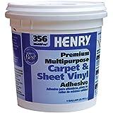 Cronin Company 1 Gallon Floor Covering Multipurpose HY356C1G adh-sif - Paquet de 4