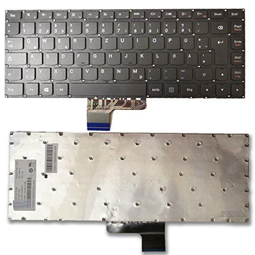 Tastatur für IBM Lenovo IdeaPad U430 U430P Serie DE Keyboard schwarz
