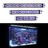Aquarium Light 120cm-150cm AquarienEco RGB Full Spectrum Aqua Plant Fish Tank Lamp LED