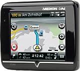 Medion E3240 Navigationsgerät (9cm (3.5 Zoll), Europa 23, TMC, 2GB intern, microSD Steckplatz)