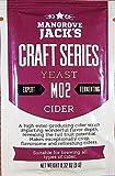 Levure de cidre 25L - Mangrove Jack's M02 - Sèche levure - Levure de vin - Levure pour la pomme - Fruits de levure - Craft Series