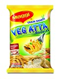 MAGGI Veg Atta Noodles, 80g Each (Pack of 10)