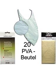 Bolsas de PVA soluble en agua/PVA Casting Bag