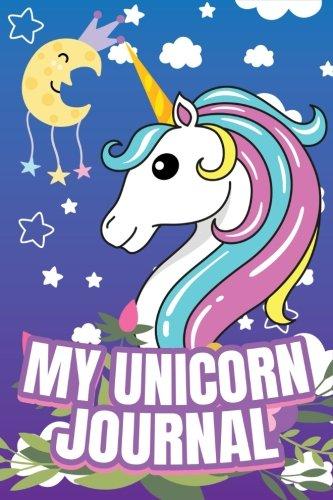 My Unicorn Journal: Blank Lined Notebook V30 por Dartan Creations