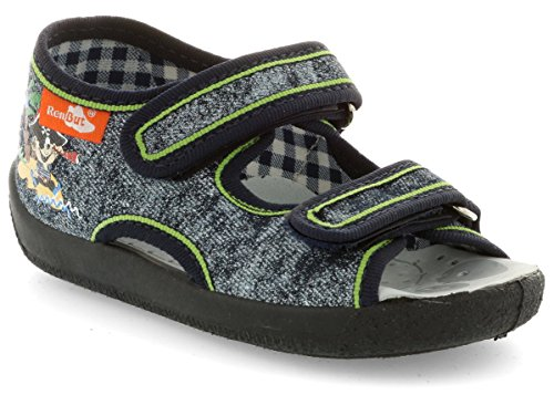 Boys canvas shoes slippers sandals baby kids toddler
