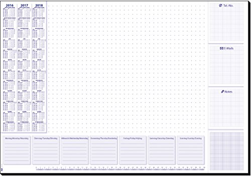 sigel-ho355-papier-schreibunterlage-mit-3-jahres-kalender-und-wochenplan-595-x-41-cm-30-blatt