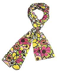Indian Fashion Guru Valentine Day Sale - Polycotton paisley print stole...