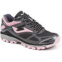 Joma TK SHOCK LADY 812 GREY Zapatillas trail mujer (37)
