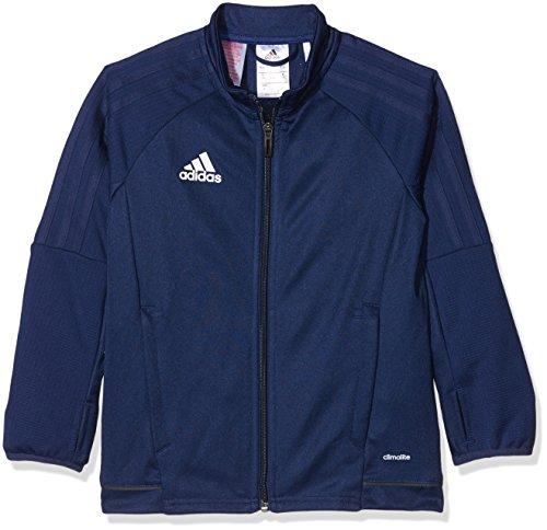 Adidas-Enfants-tiro17-Training-Jacket-Veste-de-survetement-Dark-Blue-Dark-Gr