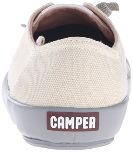 Camper Pepa Tago/Calle Ase, Scarpe da Ginnastica Donna Beige (Beige (Medium Beige))
