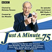 Just a Minute: Series 75: The BBC Radio 4 comedy panel game