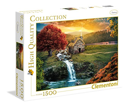 Clementoni- Mirage High Quality Collection Puzzle, 1500 Pezzi, 31683