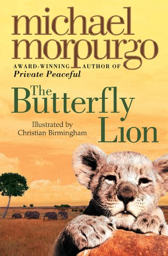 Image result for butterfly lion book cover