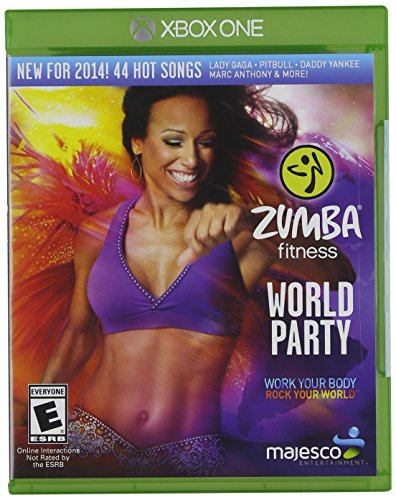 Zumba Fitness World Party 518kwvf3LZL