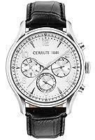 Cerruti 1881 CRA107SN01BK Reloj de pulsera para hombre de Cerruti 1881