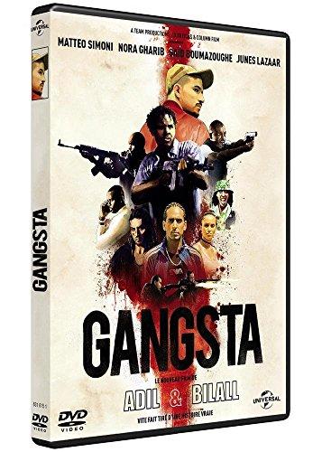 Gangsta : film DVD