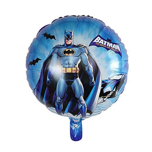 Superman Party Dekorationen - renzhen 10 stücke Hero Luftballons Avengers
