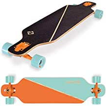 Monopatín Street Surfing Freeride–Naranja Nordic 99cm