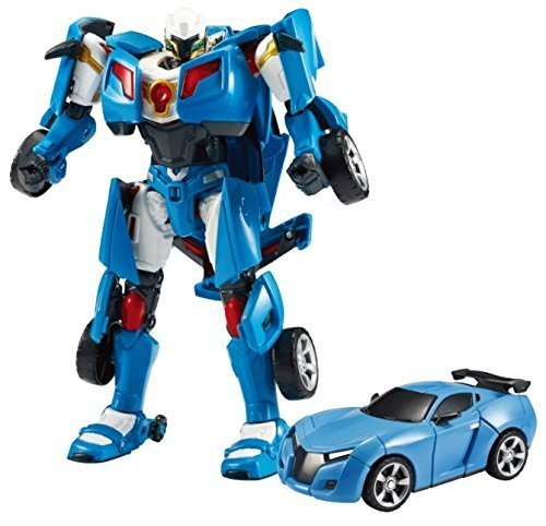 TOBOT AND EVOLUTION Korea Transformers Car Robot ACTION Figure YT01010